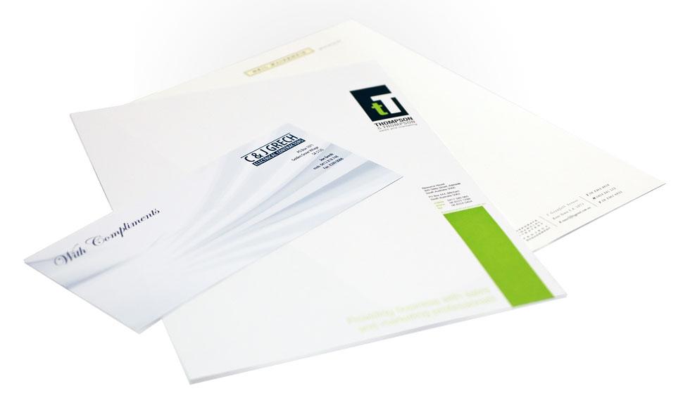 types of envelopes
